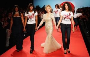 Naomi Fashion Show