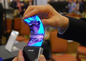Samsung Amoled Display