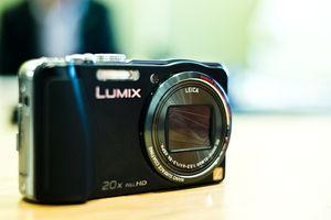 Panasonic Lumix DMC-ZC 20
