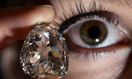 Legendary Beau Sancy Diamond Sold At Sotheby's Auction