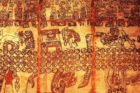 Mayan Indian Codices