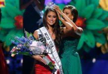 Nia Sanchez - Miss USA 2014